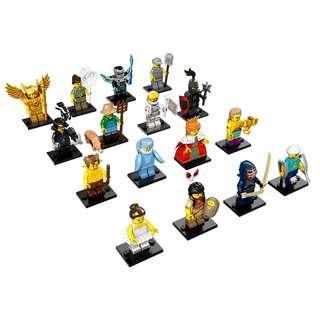 Lego Series 15 minifigure 71011