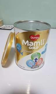 Dumex Mamil Gold Stage 2 400gr exp May 19