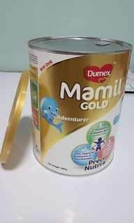 Dumex Mamil Gold Stage 2 850gr exp Aug 19