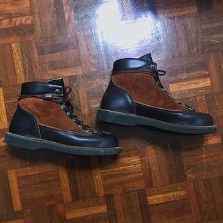 Danner Light Lovejoy Boots 行山鞋 黑色 茶芯