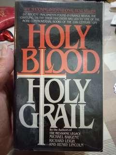 Holy blood holy grail