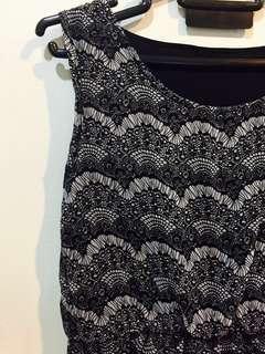 🆓📮Aztec Printed Dress #Everything18