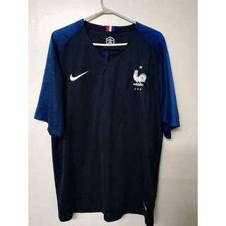 France 2018/19 FIFA WORLD CUP KIT / Football / Soccer jersey