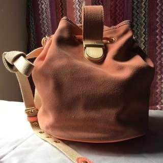 Lacoste live bag (gamuza)