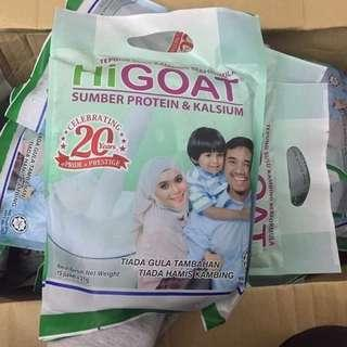 susu kambing hi goat