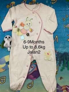 Baby Pyjamas #EVERYTHING18