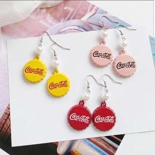 🚚 Minimalist Korean earrings