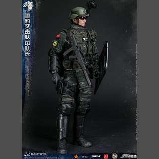 DAMTOYS Peoples Armed Police Force 78053