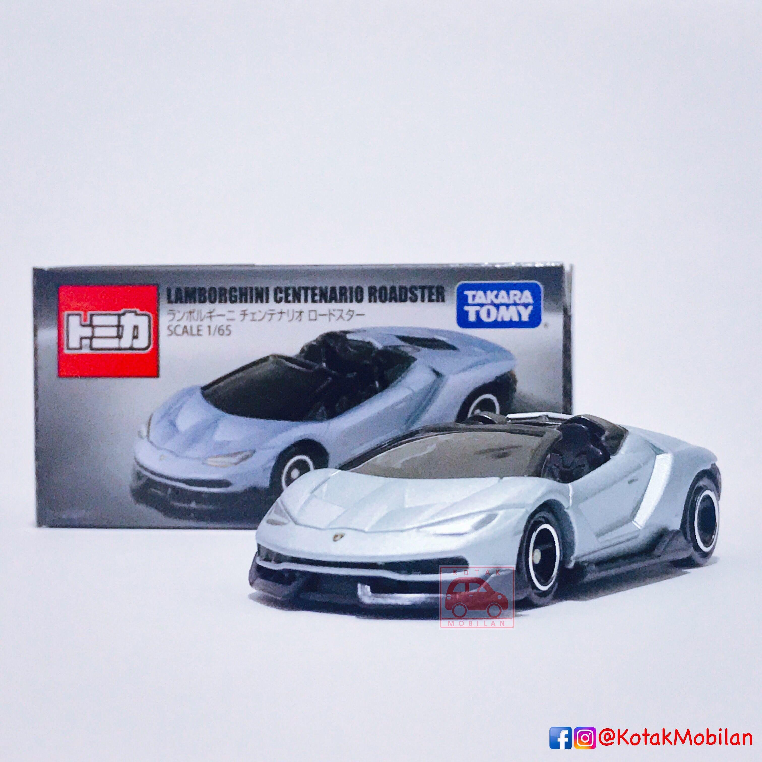 New Tomica Lottery Lamborghini Centenario Roadster Toys