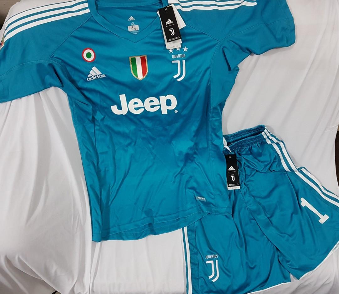 eadd19d0a0c Adidas Jersey Set Juventus Buffon