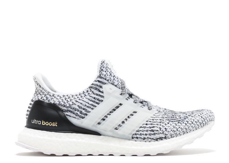 c3e7c4f1348 Adidas Ultra Boost 3.0 Oreo