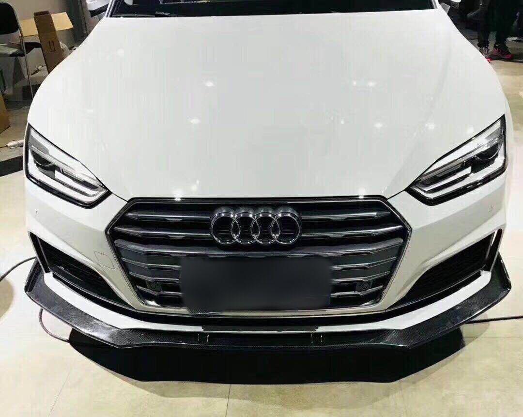 Audi A5 S5 B9 Front Lip/Rear Diffuser, Car Accessories