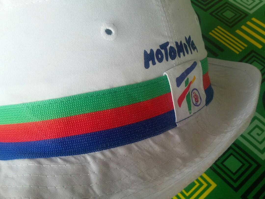Bucket hat Mizuno X Motomiya 7c2bd63a7bc