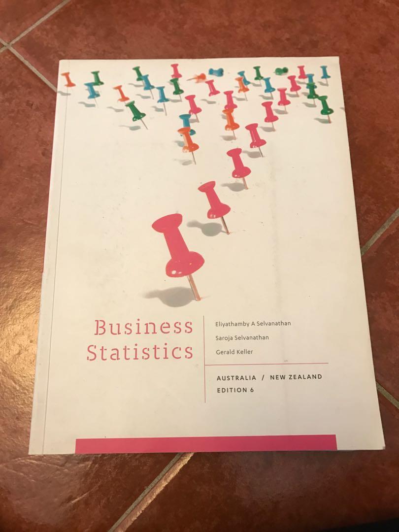 Business Statistics: Australia & New Zealand EDITION 6