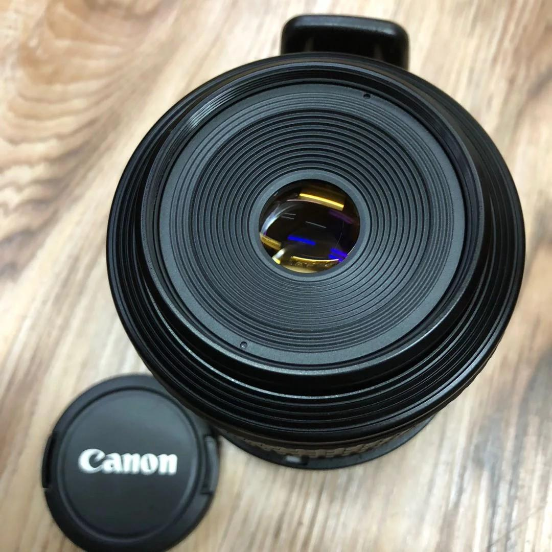 Canon MP-E F2.8 1-5X Macro (EF Mount)