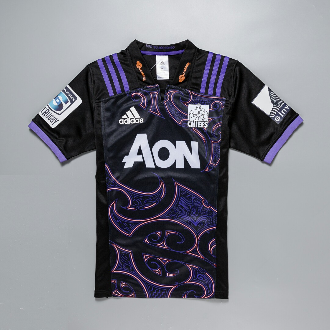 Chiefs 18-19 Rugby Training Jersey 5e67843db