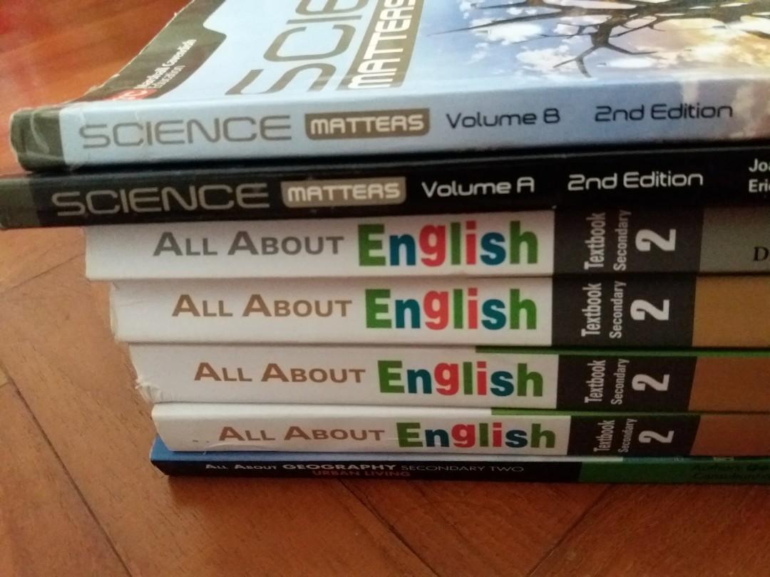Year 2 English Textbook