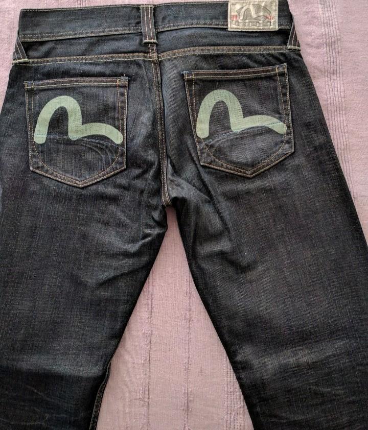 42b2db0d7fa3 Evisu Puma Jeans 30 L 32