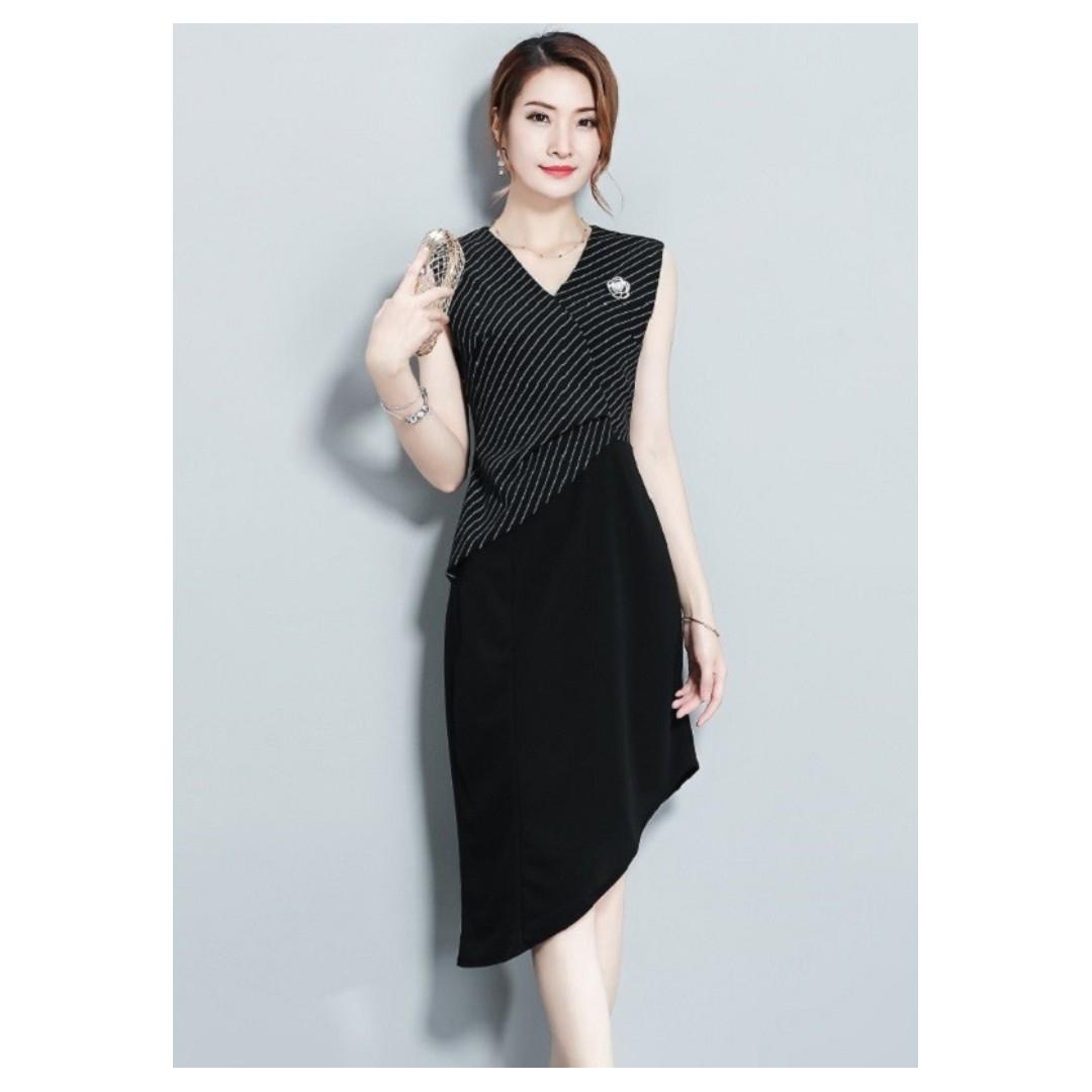 051c528c5 GSS8885X Dress .(INSTOCK), Women's Fashion, Clothes, Dresses ...