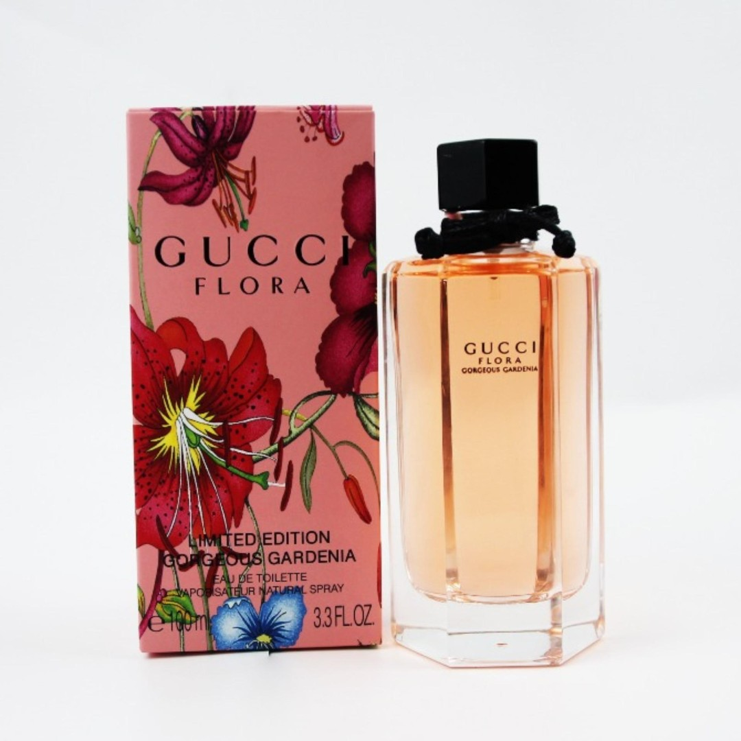 8cf7b1ac377 Gucci Flora Limited Edition Gorgeous Gardenia EDT 100ml