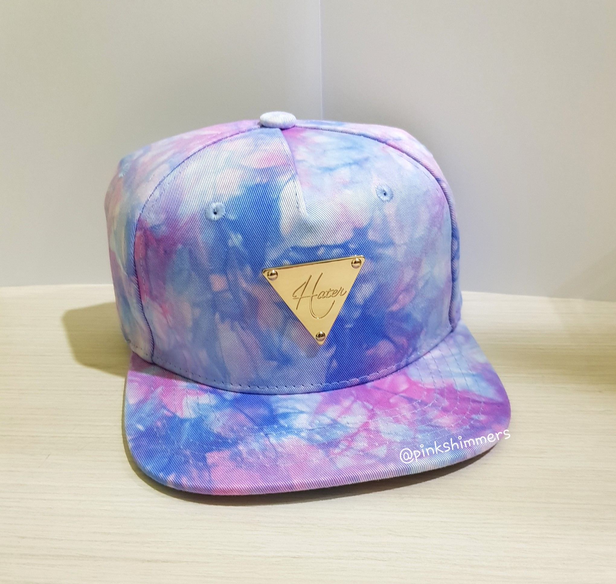 a63d386a Hater Snapback (Galaxy) authentic & brand new