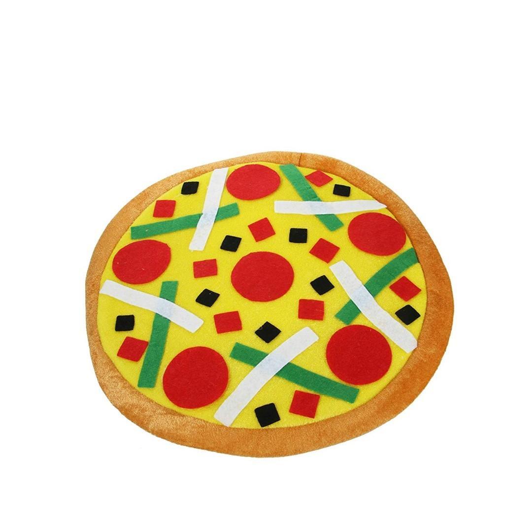 (Hot sales)Pizza Halloween funny hat 🍕🍕🍕🍕🍕(😍Big discount😍)