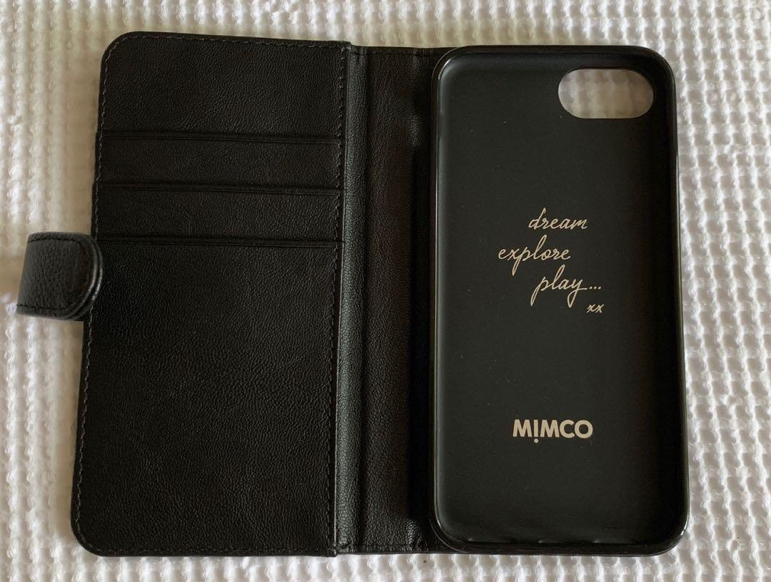 Iphone 8 Mimco Wallet Case