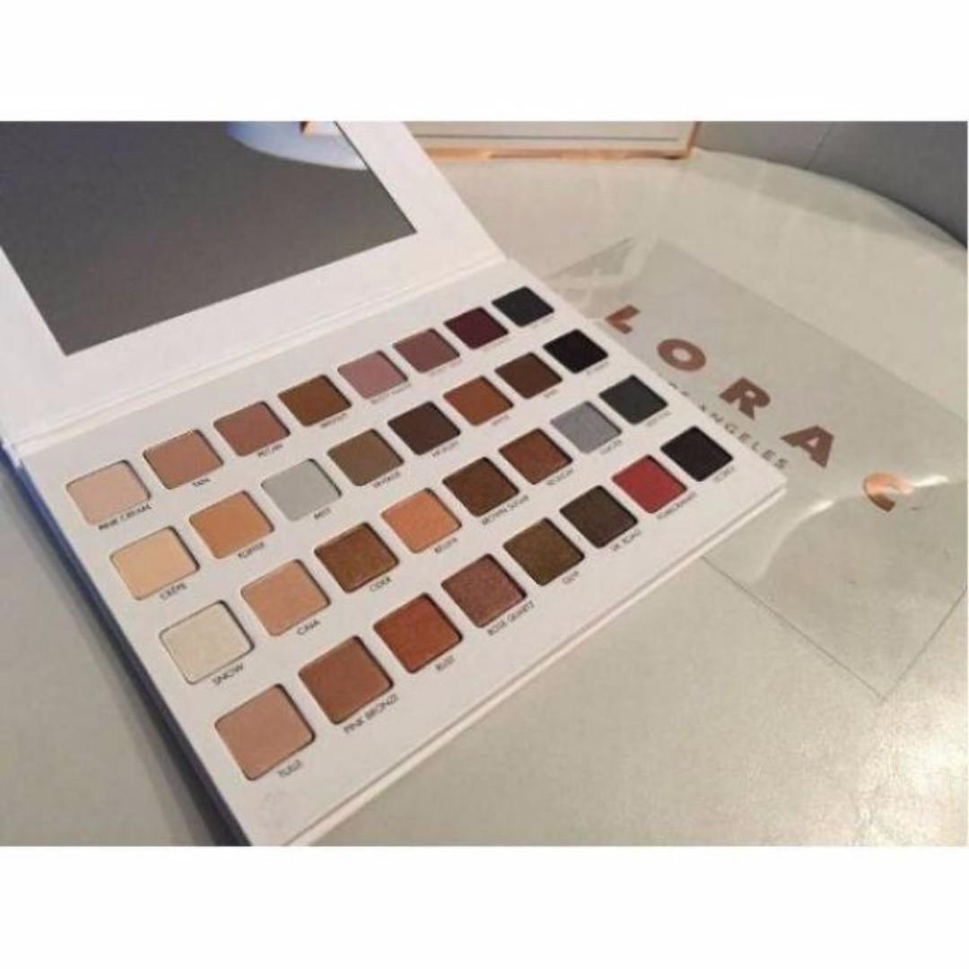 Lorac MEGA PRO 3 Limited Edition 32 color Eye Shadow Palette BRAND NEW + AUTHENTIC (PRICE IS FIRM, NO SWAPS)
