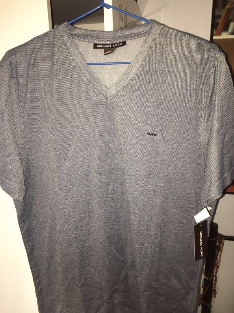 Michael Kors Grey T Shirt