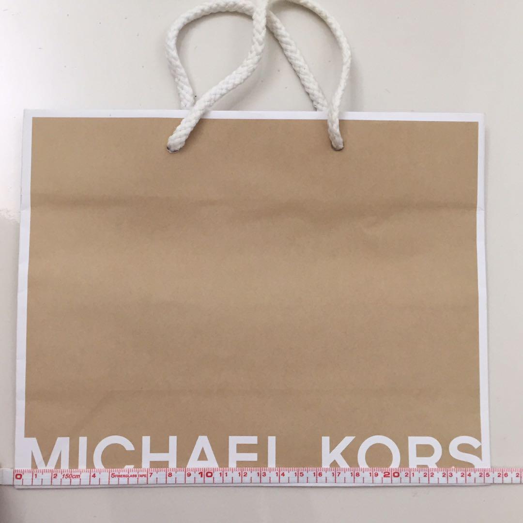 b776f4bb87aa Michael kors small Sz paperbag, Women's Fashion, Bags & Wallets ...