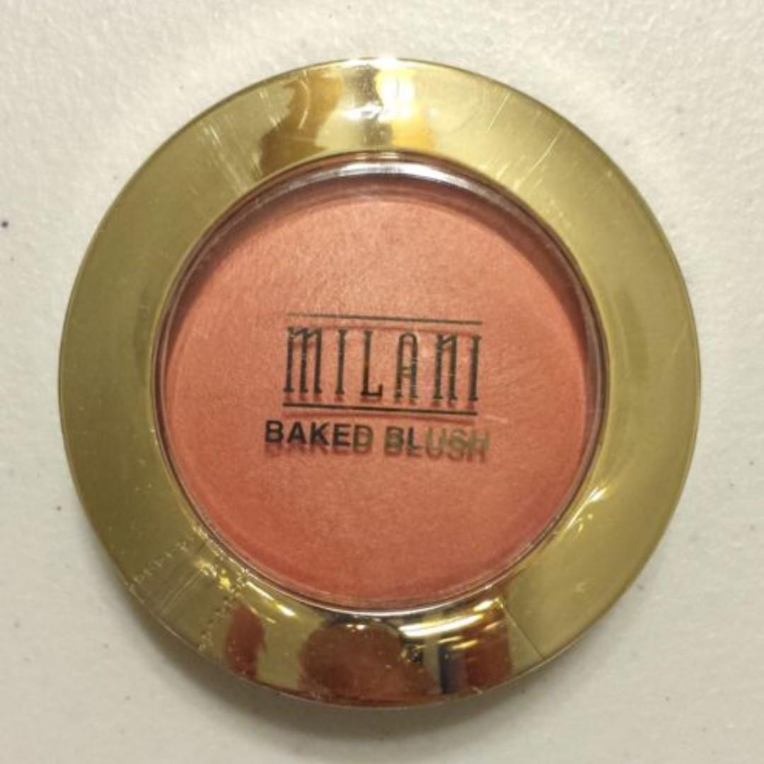 MILANI BAKED BLUSH LUMINOSO BRAND NEW & AUTHENTIC (PRICE IS FIRM & NO SWAPS)