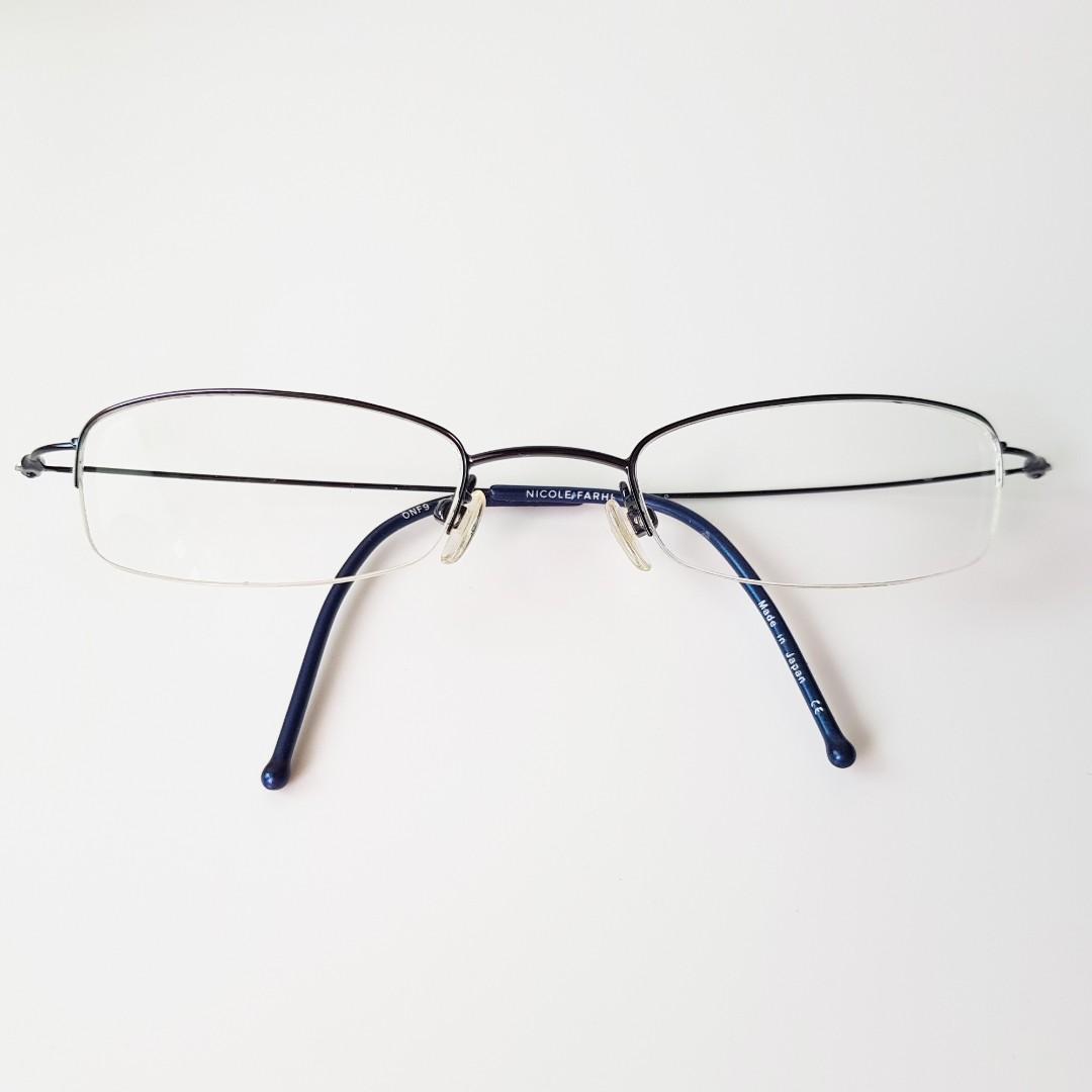 ab4956429f25 Nicole Farhi Spectacle Frames (Glasses)