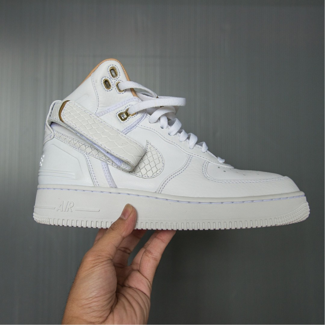 brand new 2295c 5748d Nike Air Force 1 x Just Don (AF100) US 8, Men's Fashion, Footwear ...