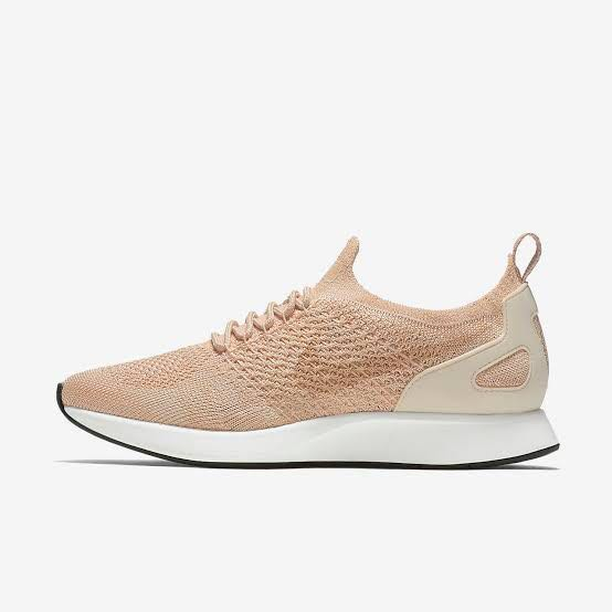 Nike Air Zoom Mariah Flyknit Racer Bio Beige Guava Ice US Size 5 ... 96e70a6d8