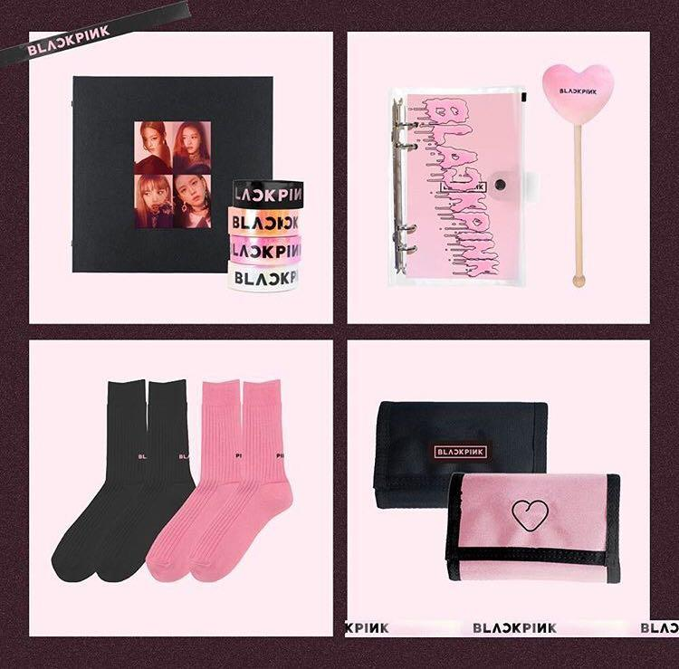 Order by 5th Nov 8pm] BlackPink In Your Area Official MD