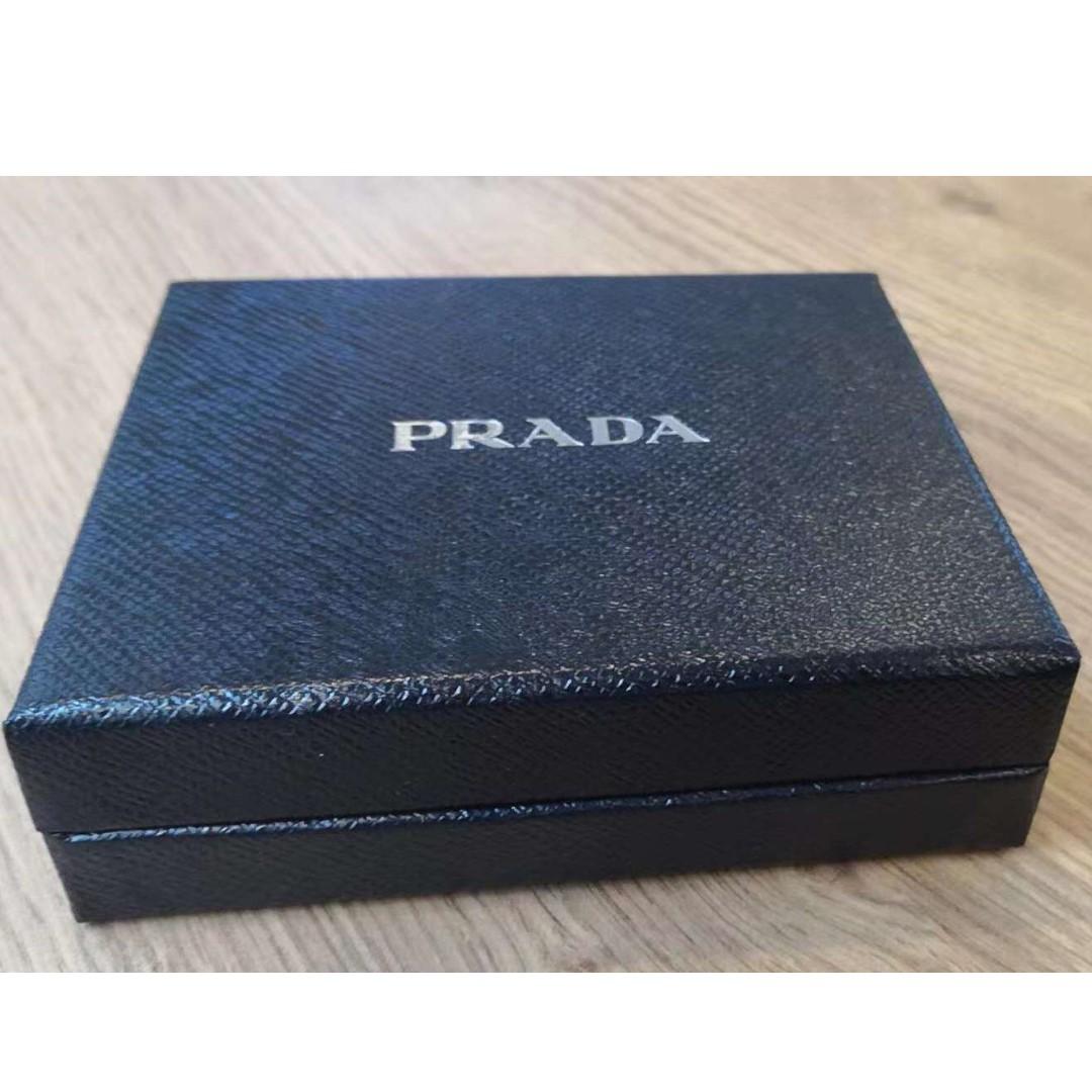136aaeac0f75c Prada Saffiano Wallet Men