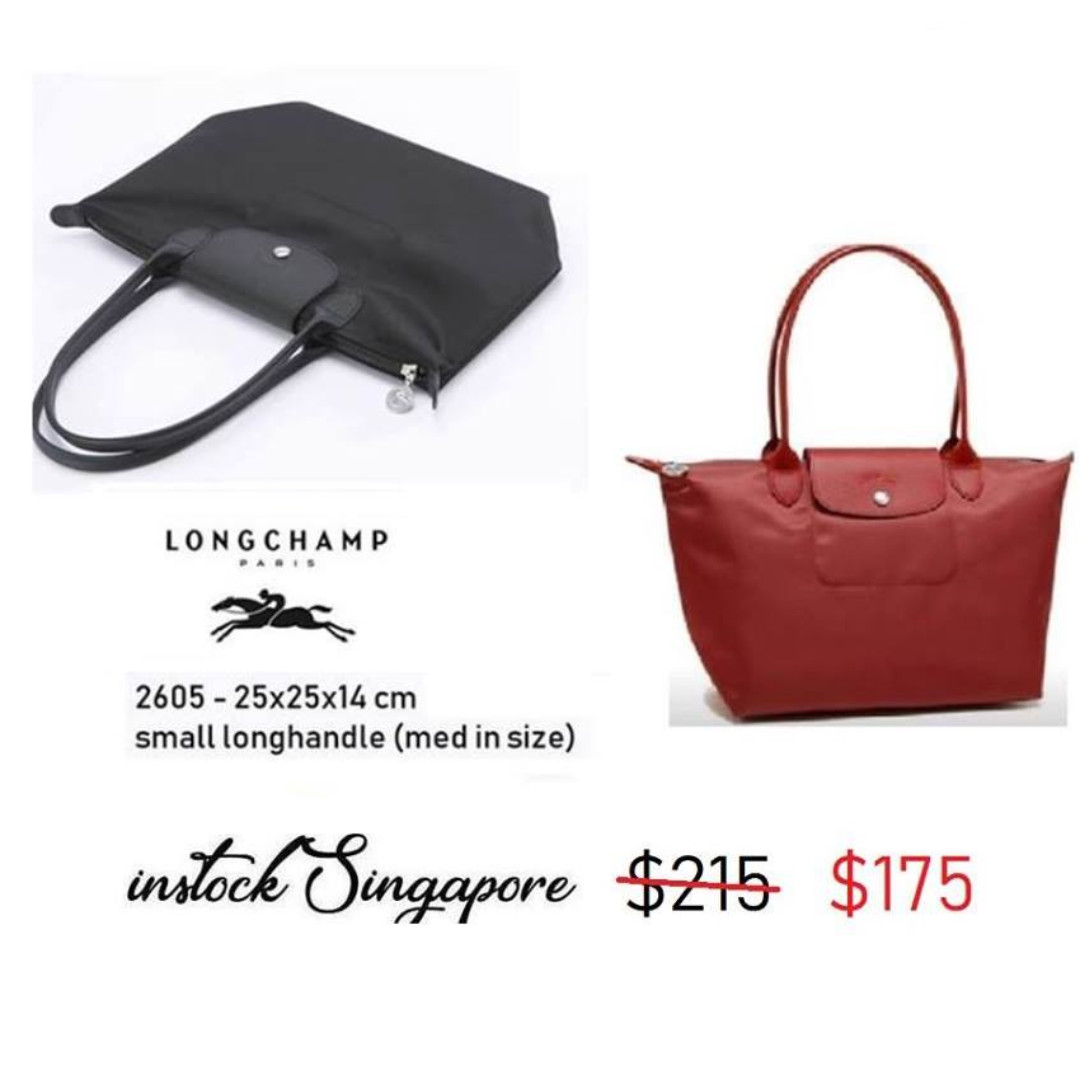 3abef361a READY STOCK authentic new Coach Longchamp LE PLIAGE NEO small long ...