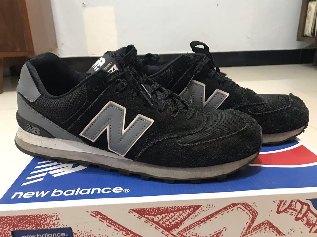 Sepatu NEW BALANCE 574 ec94463af3