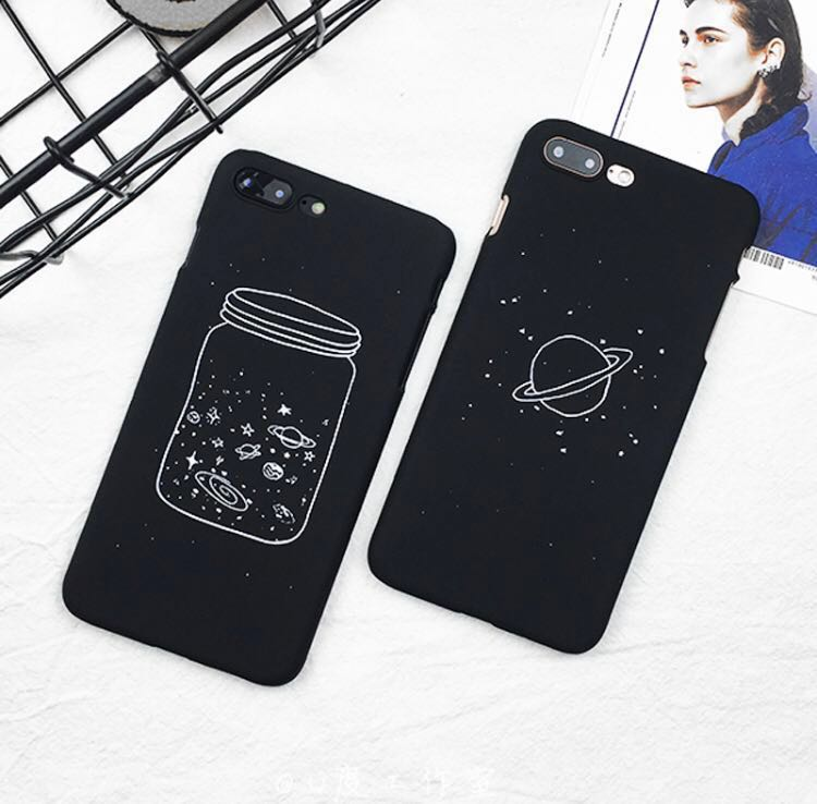 outlet store 80b74 52c16 Space-themed Galaxy iPhone Case