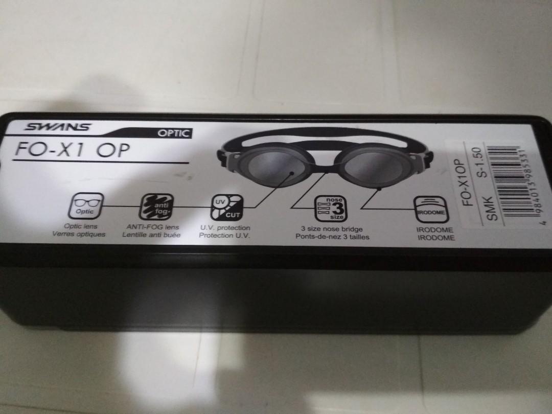 Swim Goggles 150 degrees