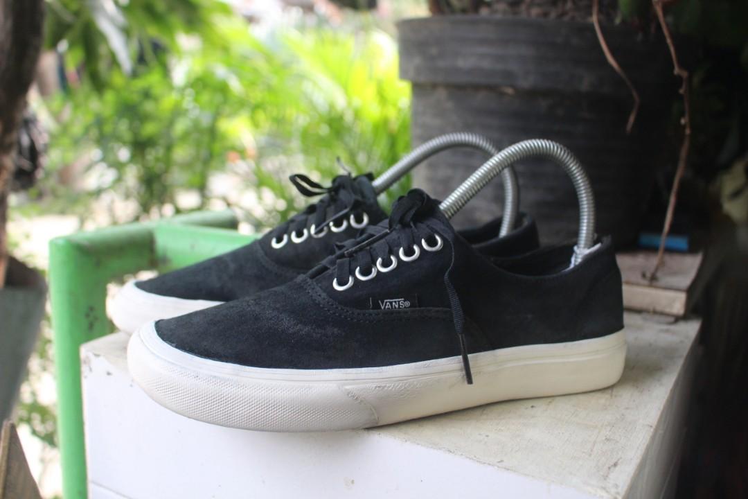 3c1fe93618 Sepatu Vans Original - Vans Authentic Black