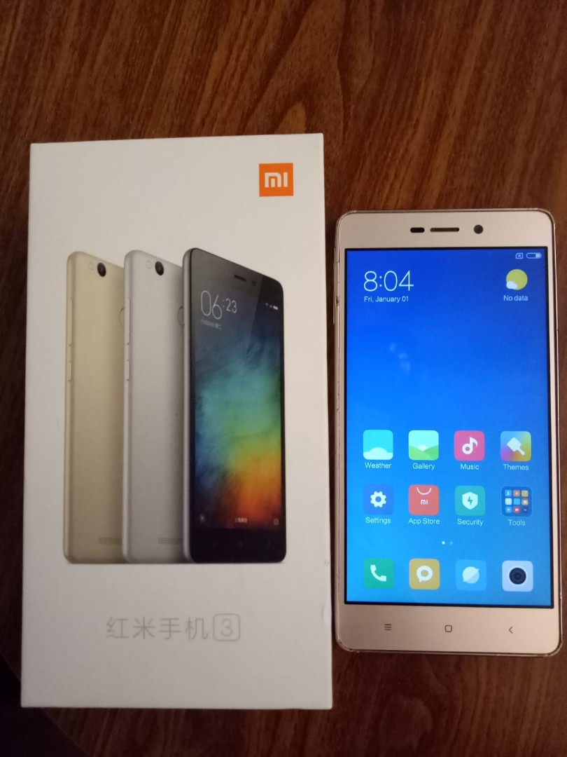 Xiaomi Redmi 3s Pro, Mobile Phones & Tablets, Android Phones