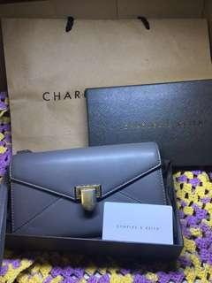 Charles & Keith Wallet (Preloved/Second)