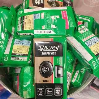 富士Fujifilm 傻瓜相機