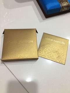 Louis Vuitton Gold Ang Pao