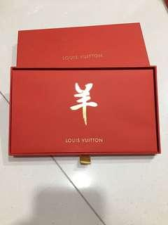 Louis Vuitton Year of Goat Ang Pow