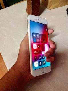 Iphone 6+ Globelocked