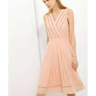 BNWT Emma Dress (Salmon Color)