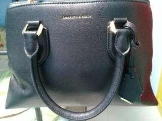 (Black)Charles & Keith Bag