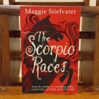 The Scorpio Races by Maggie Stiefvater
